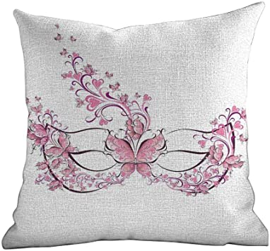 Amazon.com: Matt Flowe Decor - Funda de almohada ...