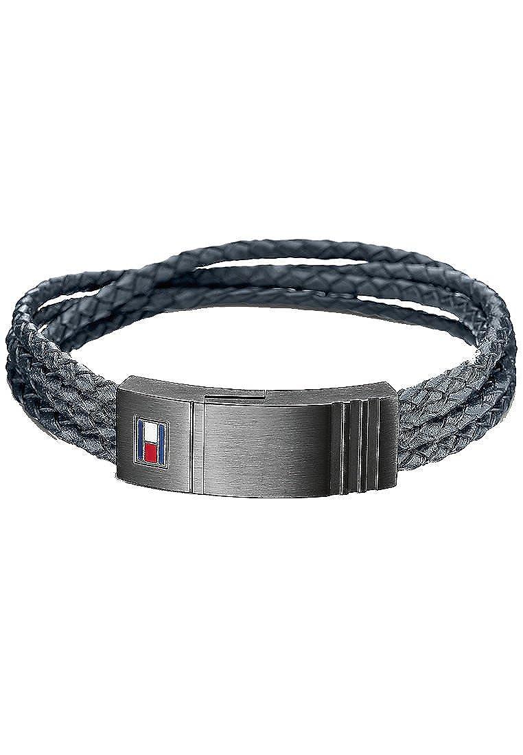 2701007 Tommy Hilfiger Homme Acier Bracelet en corde