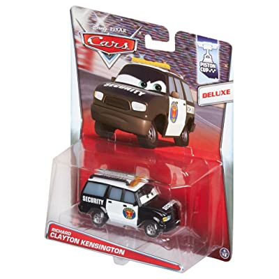 Disney/Pixar Cars Oversized Richard Clayton Kensington Diecast Vehicle: Toys & Games