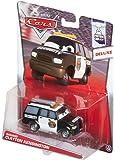 Disney Pixar Cars - Piston Cup - Richard Clayton Kensington - 1 Véhicule Deluxe Diecast 5 cm