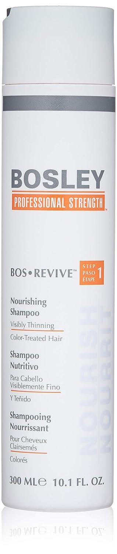 Bosley Bosrevive Shampoo for Color-treated Hair, 10.1 Oz BP-BRSH014
