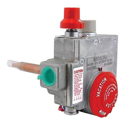 Calentador de agua a gas rheem