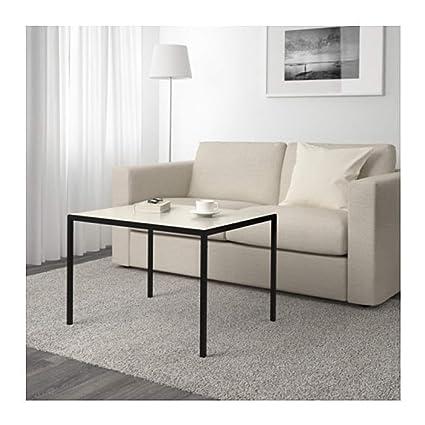 Amazon.com: IKEA Nyboda Coffee Table w Reversible Table Top ...