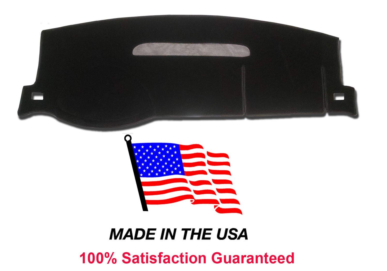 2007-2013 Chevy Suburban Dash Cover Mat Pad Carpet CH83 (black)