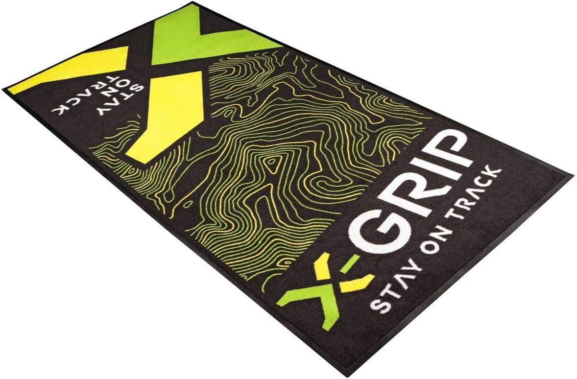 X Grip Werkstatt Teppich Grün Gr 100 X 200 Cm Auto