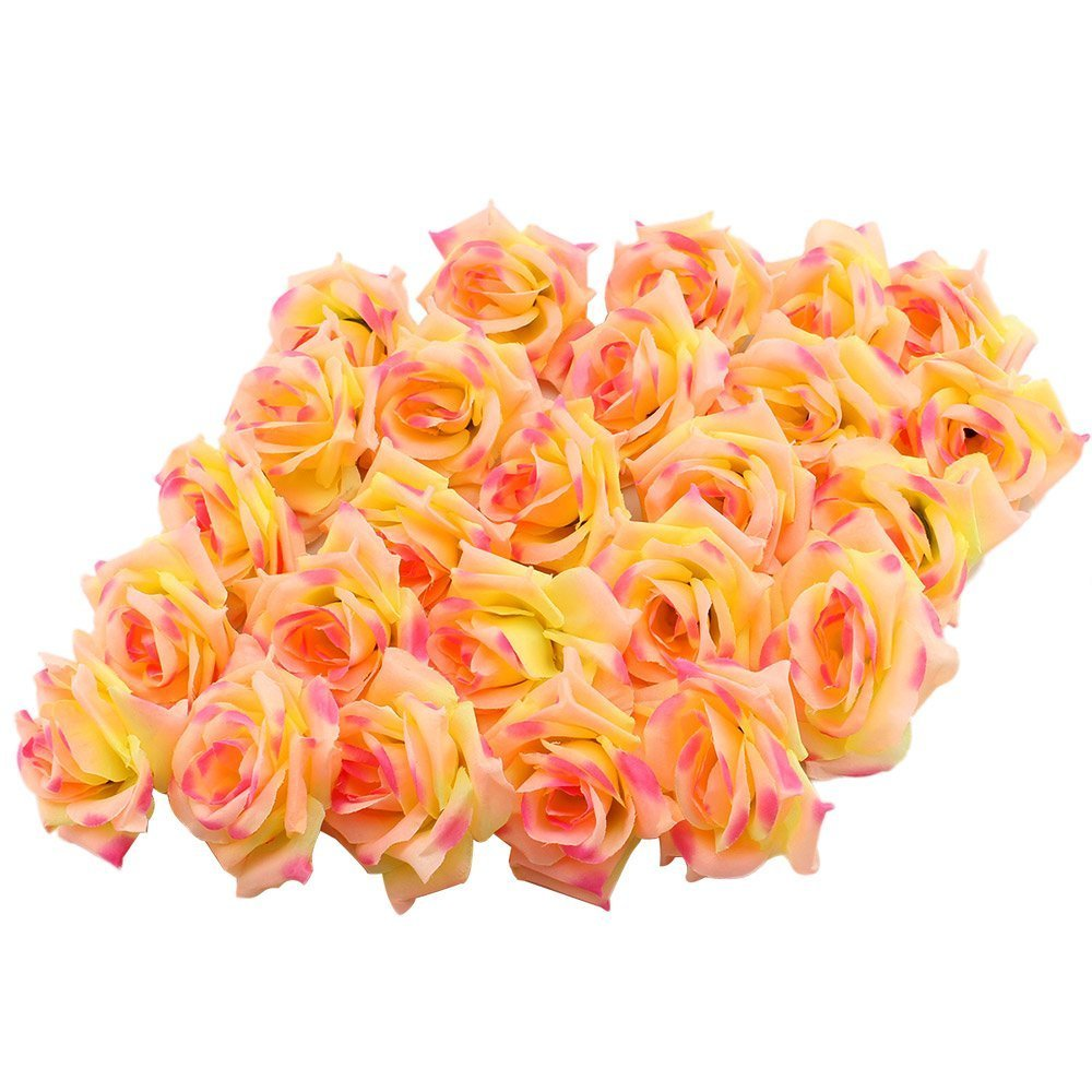 Artificial Flowers For Wedding Cakes Amazon