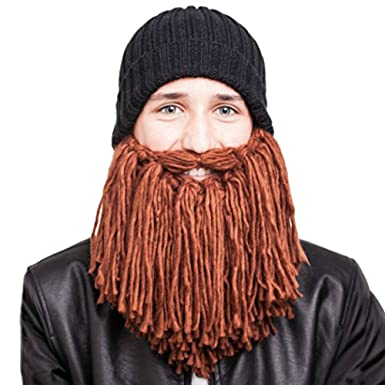 7c918dc5fb7 Image Unavailable. Image not available for. Color  Beardo - Short Viking Beard  Hat (Kids)