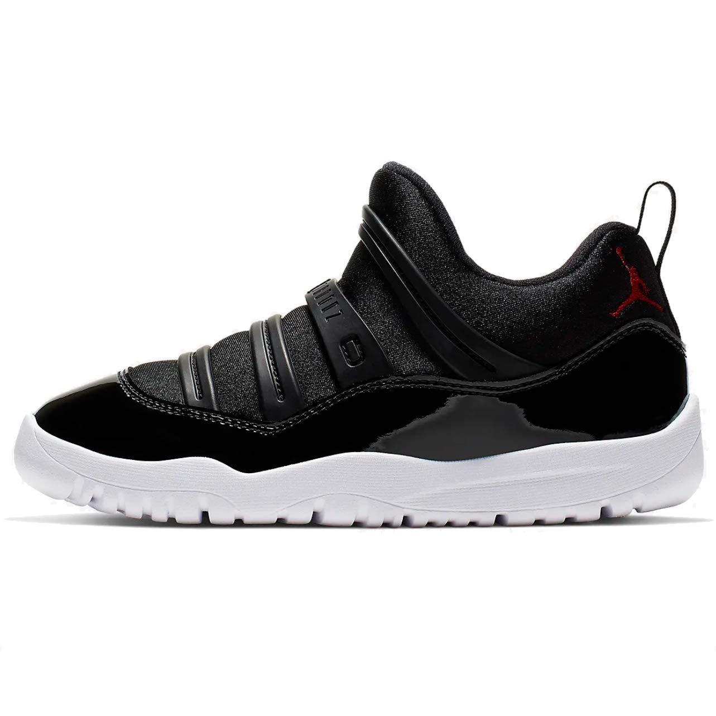 reputable site 2e31a a7ff1 Jordan Retro 11 Little Flex Black/Gym Red-White (PS)