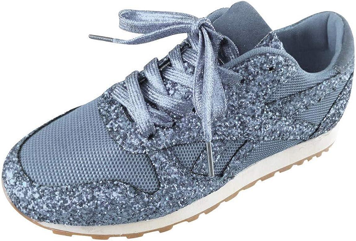 Scenxion - Zapatillas de Running para Mujer, Estilo Casual ...