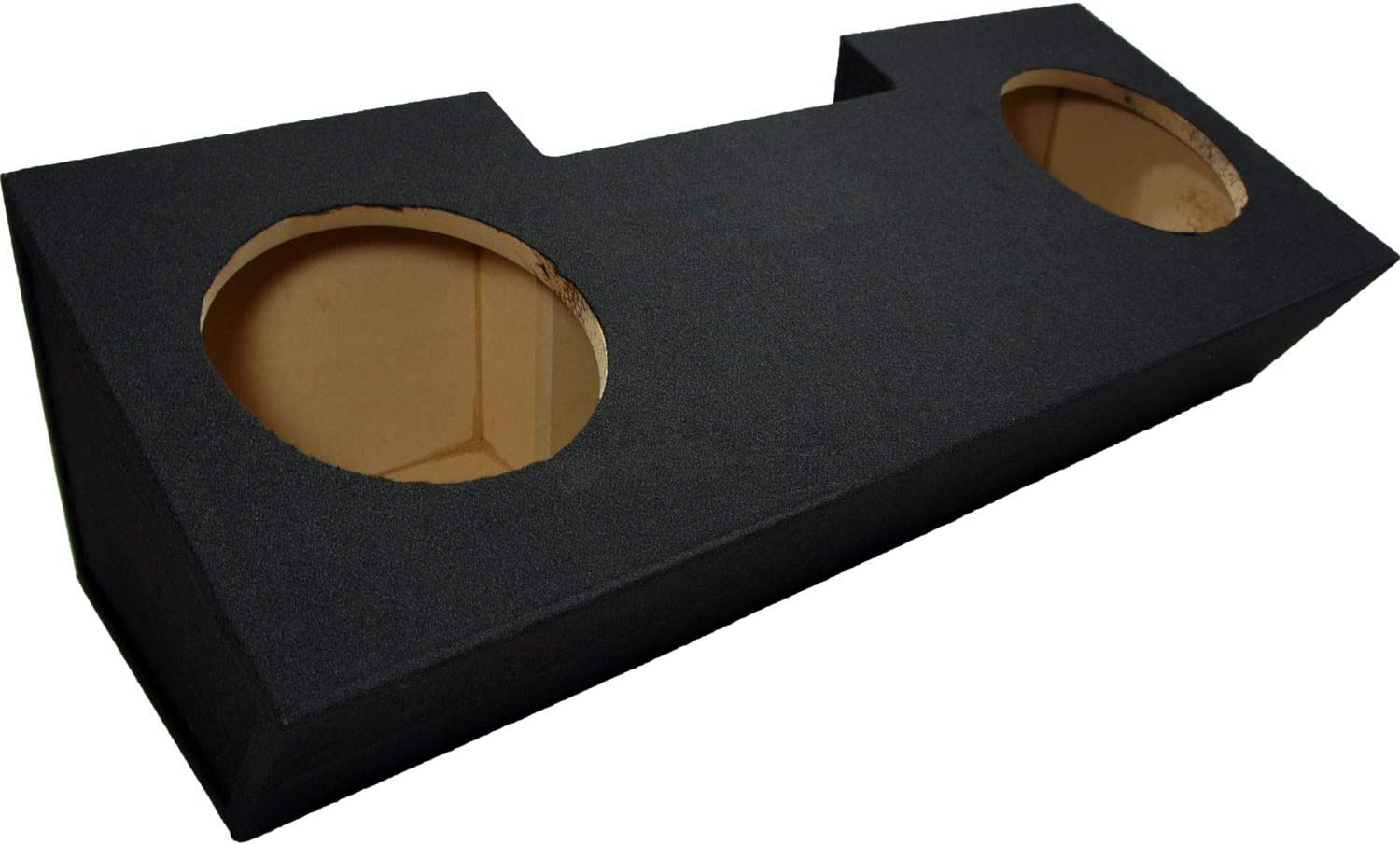 "Compatible with Chevy Camaro or Pontiac Firebird Coupe 1982-1992 Dual 10"" Subwoofer Hatch Sub Box Speaker Enclosure"