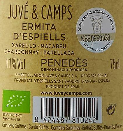 Juvé & Camps - Vino Ermita D'Espiells