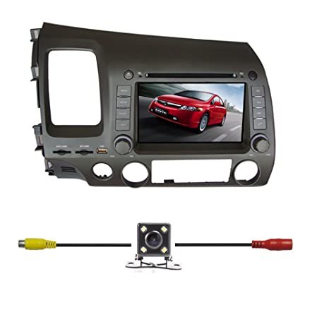 BlueLotus® for Honda Civic 2006 2007 2008 2009 2010 2011 In-dash 7""