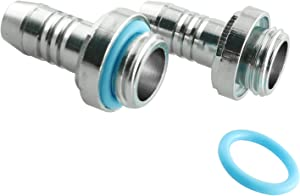 """DGZZI G1/4"""" Soft Tube Fitting Connector Adapter for PC Water Cooling System"""