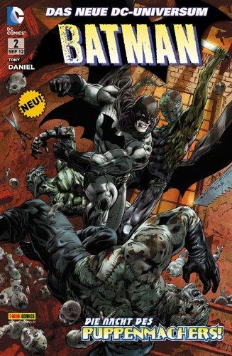 Batman #2 (2012, Panini) Start der