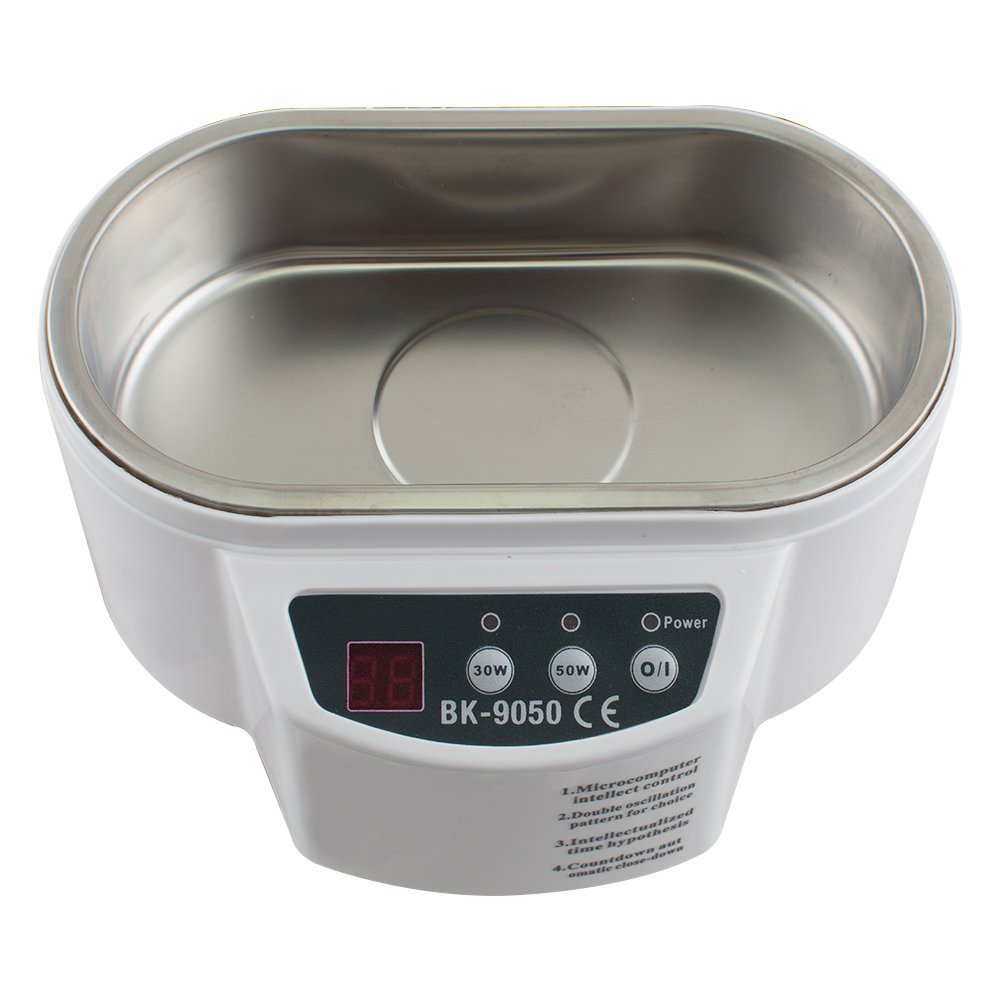 30W/50W Mini Ultrasonic Cleaner for Jewelry Glasses Circuit Board Watch CD Lens by Carejoy (Image #3)