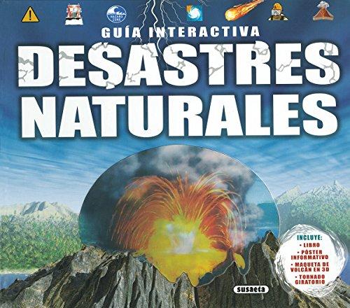 Desastres naturales (Guía interactiva) por Ian Graham,Simon Morse,Simon Taylor