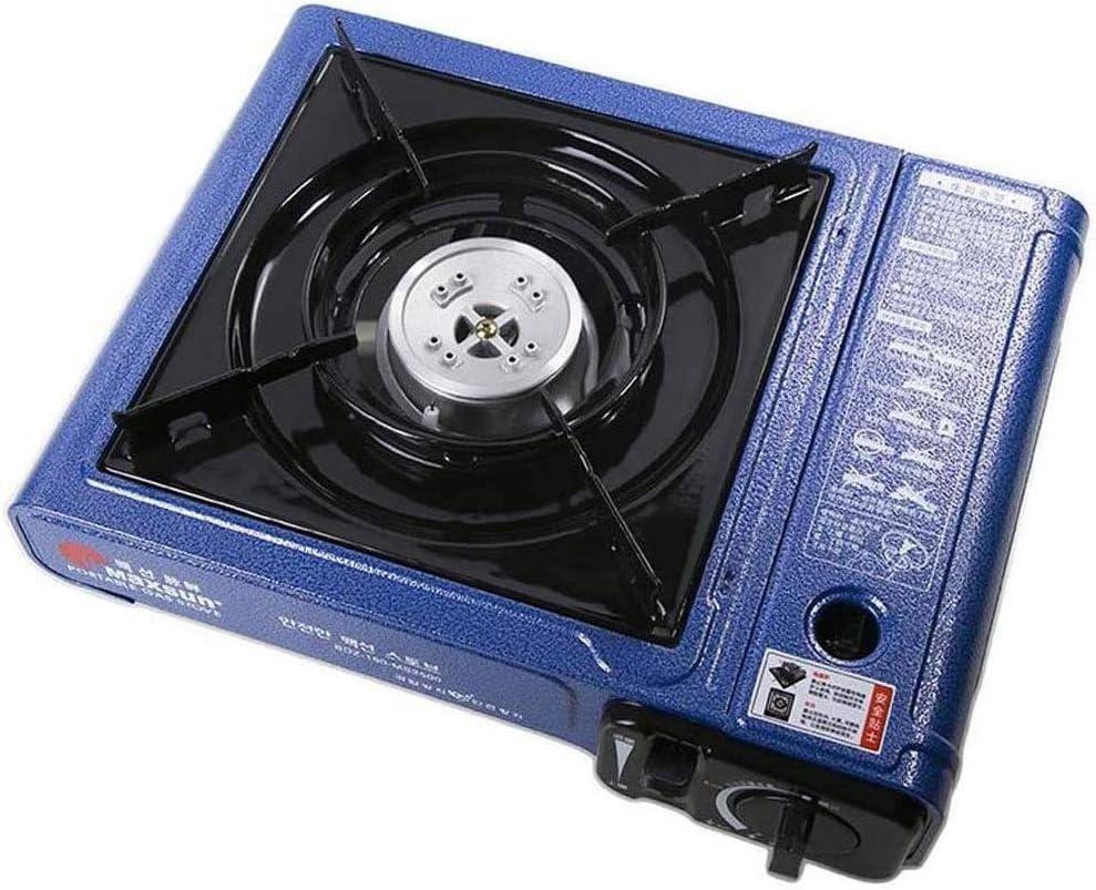 Portátil estufa de gas butano, al aire libre del acero ...