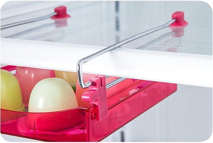 Kühlschrank Organizer Stapelbar : Wdecki küche kühlschrank organizer stapelbar kühlschrank