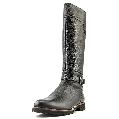 Franco Sarto Women's Chandler Riding Boot,Black,10 ...