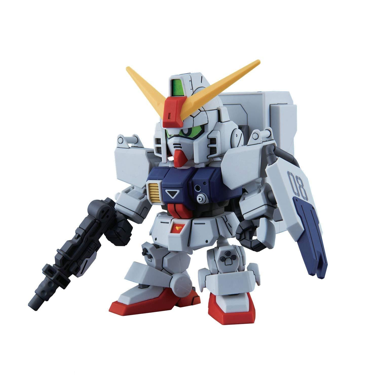 Bandai Spirits Hobby Sdcs #11 Ground Gundam 08th MS Team, White (BAS5057614)