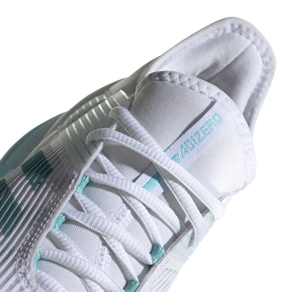 Adidas Damen Adizero Ubersonic 3w X Parley Fitnessschuhe, weiß, 48.7 ... Umweltfreundlich
