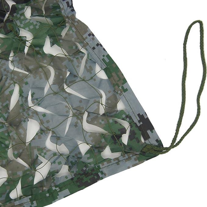 SUNRIS Ombra per Tenda da Campeggio Esterna Mimetica Militare Mimetica per Terreno di Campagna