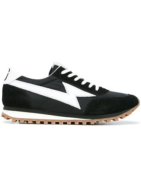 big sale 2dddc ff332 Marc Jacobs Sneakers Uomo S87WS0211S47165005F Tessuto Nero ...