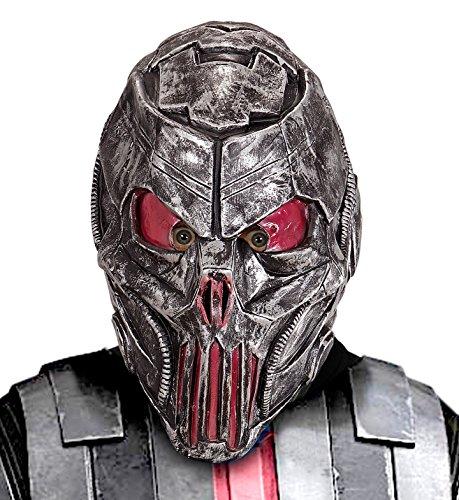 WIDMANN?Deep Space Alien Mask Mens, Grey, One Size, vd-wdm96583 -