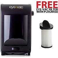 Eye-VAC PRO Black Professional Automatic Touchless Stationary Vacuum VA-00021X