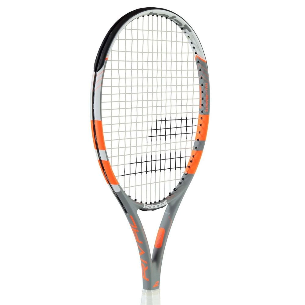 Buy Babolat Rival 100 Tennis Racket Strung Online At Low Prices In