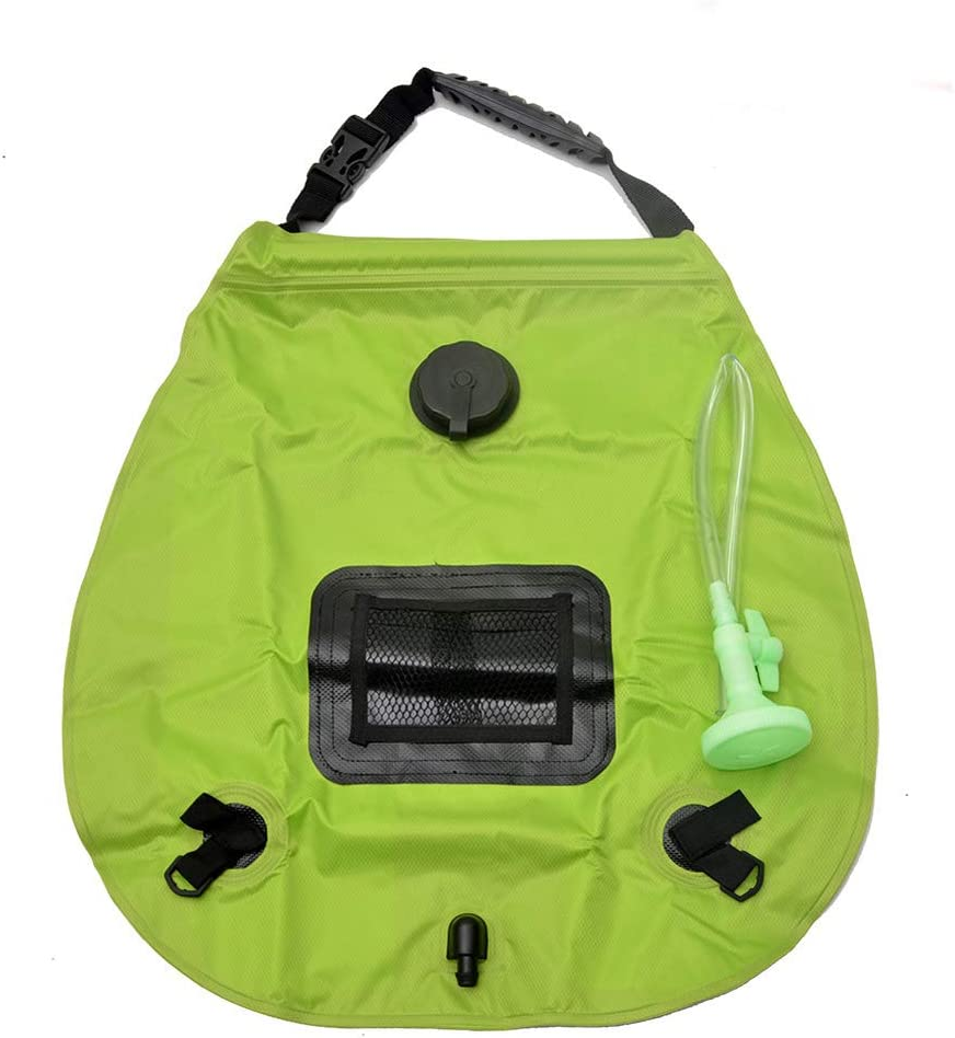 Outdoor Camping Hiking Water Bag + Shower