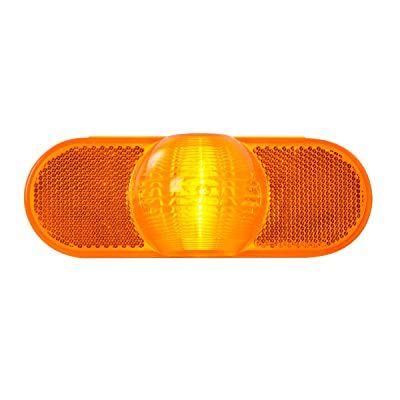 GG Grand General 77942 Sealed Light (Oval Amber Full Moon): Automotive
