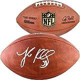 Luke Kuechly Carolina Panthers Autographed NFL Game Football - Fanatics Authentic Certified - Autographed Footballs