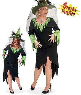 18f332e222ed Cabaret Clown Kostüm Damen für große Größen - Schönes Damen Kostüm ...