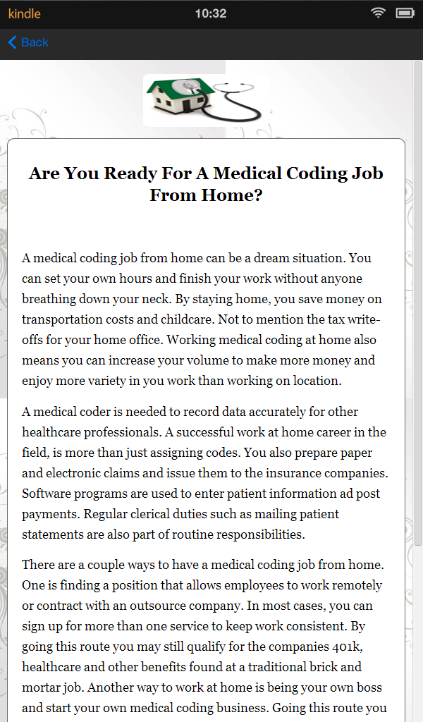 Amazon Medical Coding From Home Free Appstore For Android