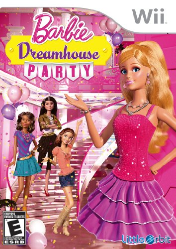 Barbie Dreamhouse Party - Nintendo - Fashion Video Games In