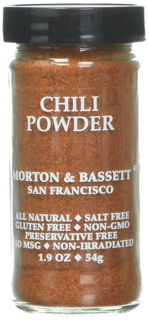 Morton & Bassett Chili Pwdr pack of 3 by Morton & Bassett