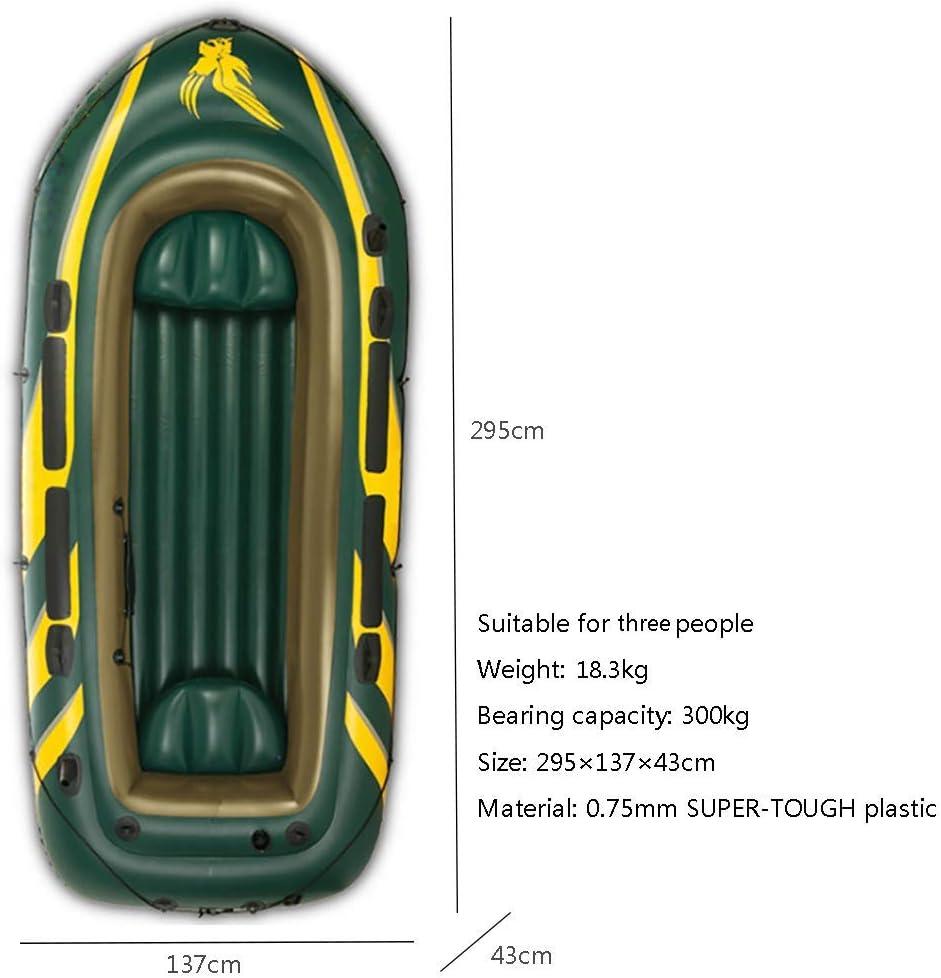 Amazon.com: YTBLF Juego de barcos inflables para tres ...