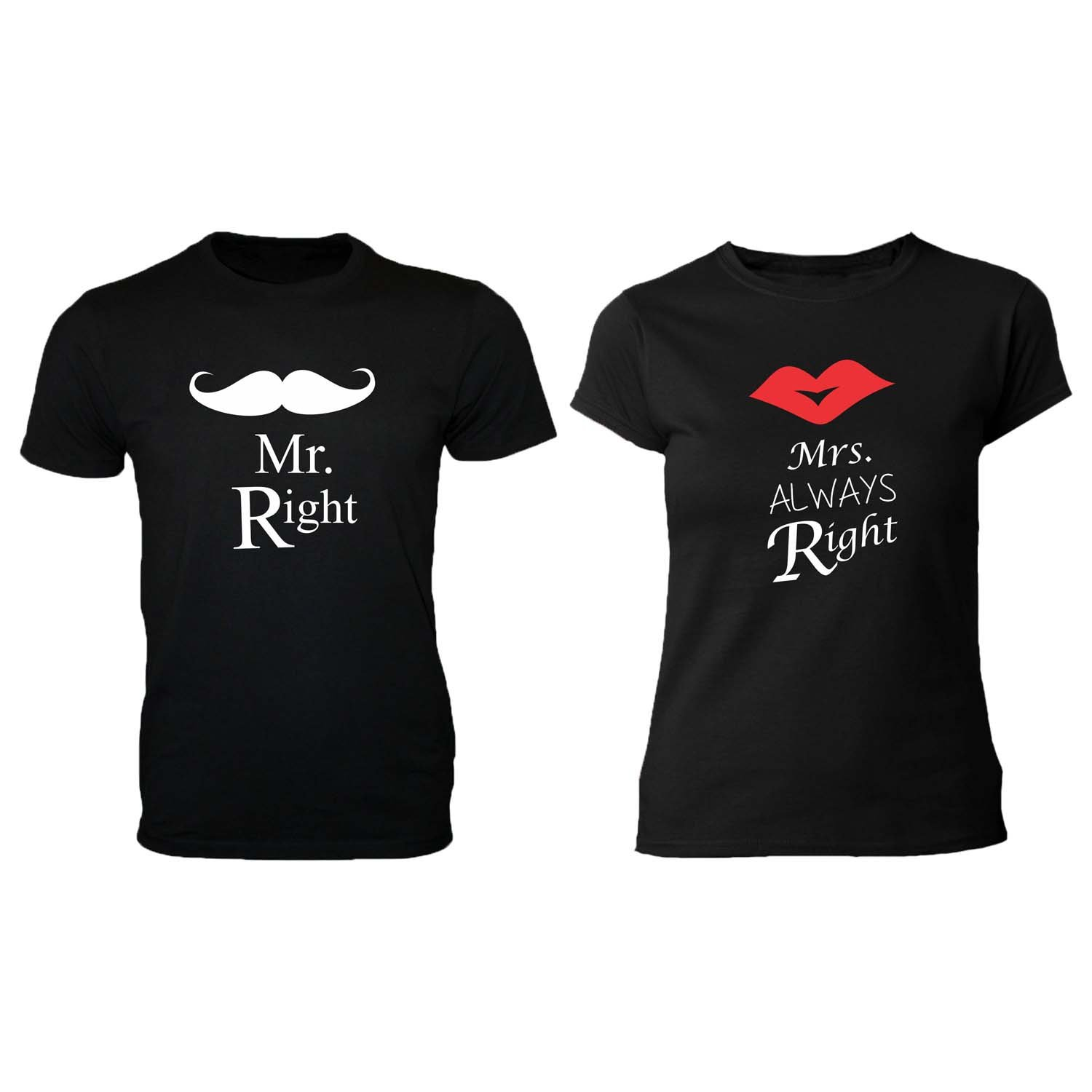 Top 10 Best Couple T-shirt Under Rs 1000 in India