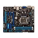 ASUS P8H61-M LE/CSM R2.0 LGA 1155 Intel H61 Micro ATX Intel Motherboard
