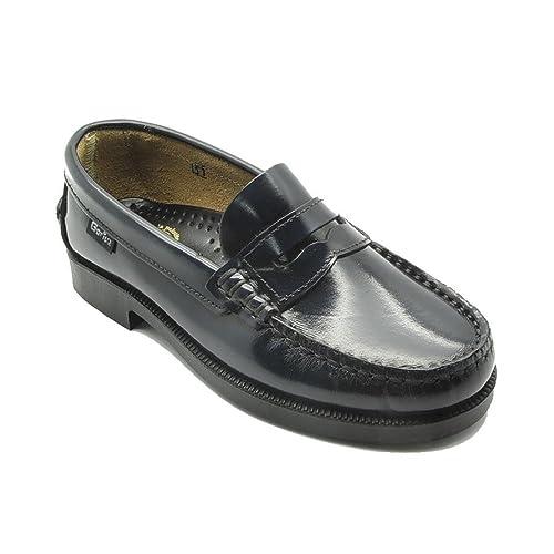 GORILA 1506 Cole - Zapato COLEGIAL NIÑO/N - NIÑOS Color: Azul Talla: 39 EU: Amazon.es: Zapatos y complementos
