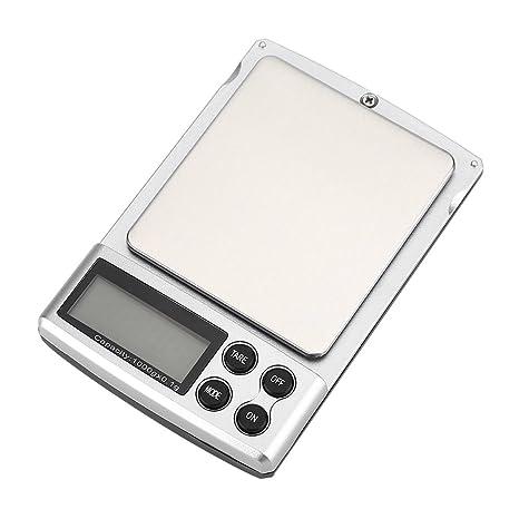 Báscula Digital de Cocina, Asixx, Escala Digital, de Acero ...