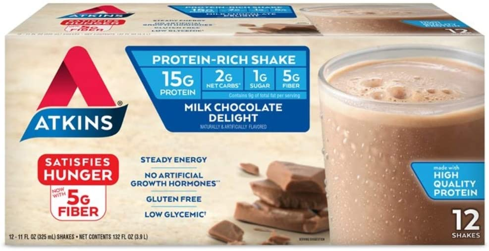 shake replacement meal suitable for you?