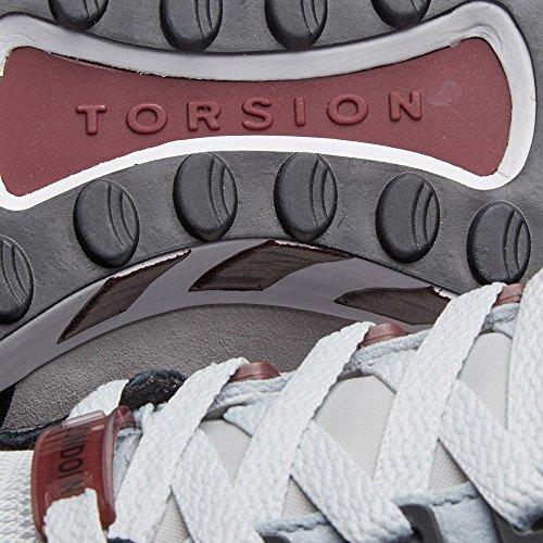 Attrezzature Adidas Cuscino In Esecuzione Grigio / Rosso-nero