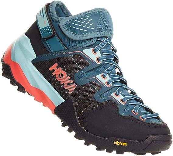 HOKA ONE One Sky Arkali - Zapatillas de Senderismo para Mujer, 9 B(M) US, Dragonfly/Aqua Haze: Amazon.es: Deportes y aire libre