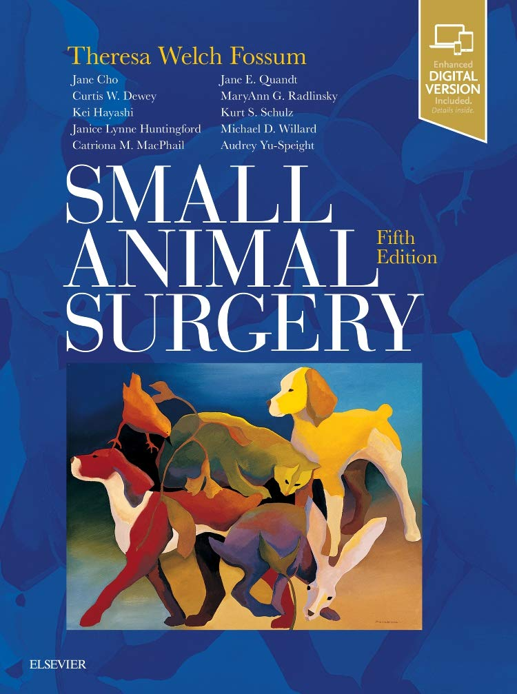Small Animal Surgery by Mosby