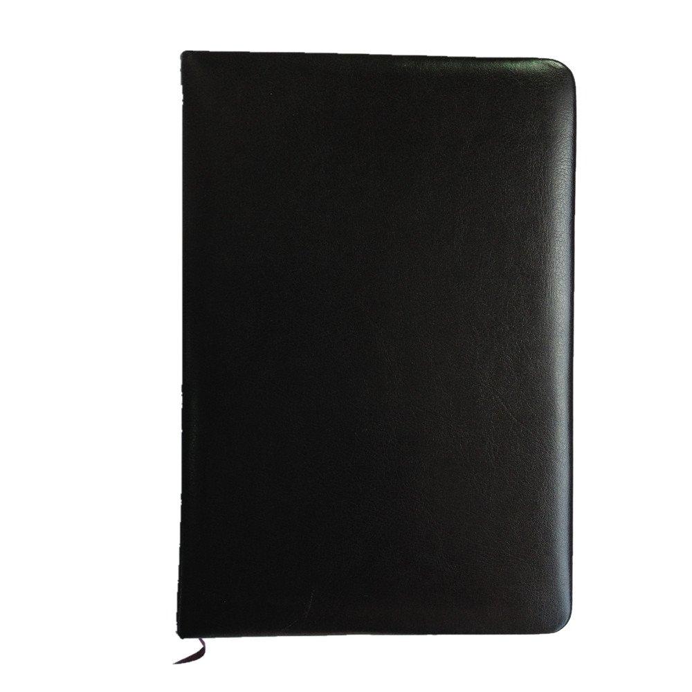 MYTANG Notebook Filler Business office notebook supplies 100 sheets A5 (black)