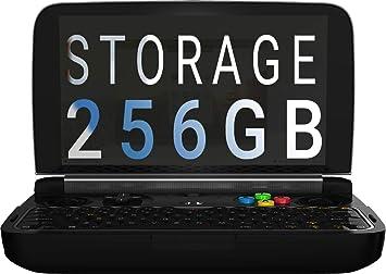 GPD Win 2 [2019 HW Update] - Computadora portátil con Pantalla táctil; Procesador