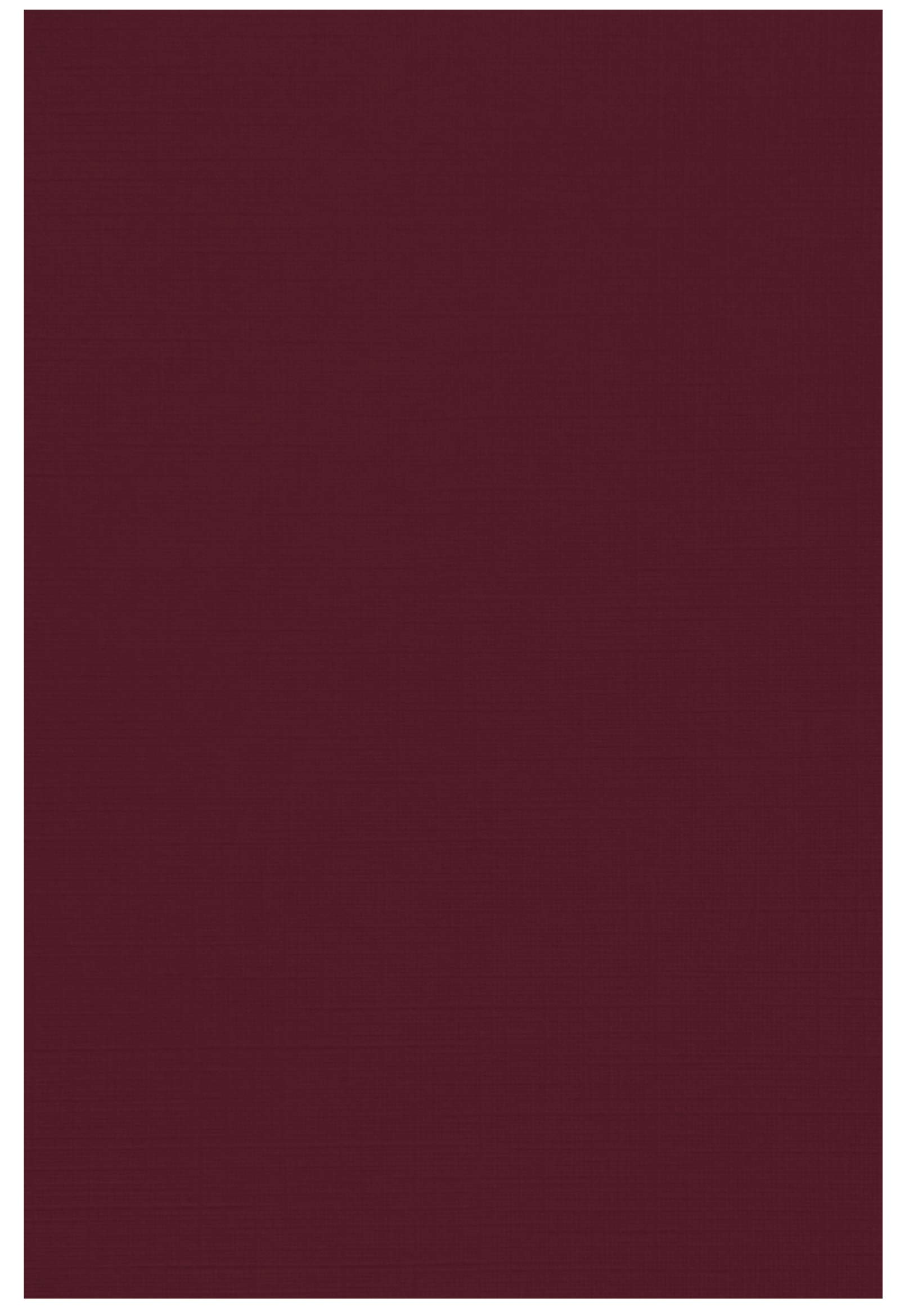 12 x 18 Cardstock - Burgundy Linen (50 Qty.) | Perfect for Holiday Crafting, Invitations, Scrapbooking, Cards and so much more! |1218-C-BGLI-50