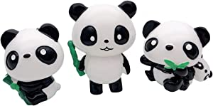 Karmiir Refrigerator Magnets 3D Panda Kitchen Fridge Decor Magnets for House or Office
